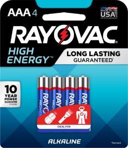 Battery Alka AAA,  1.5 V