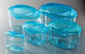 Plastic Animal Cages