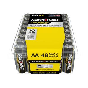 Reclosable Battery AA, Alkaline