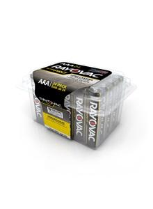 Reclosable Battery AAA, Alkaline