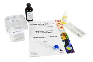 Salinity test kit