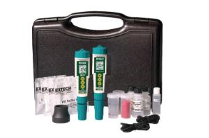 Extech™ ExStik™ II DO/pH/Conductivity Kit, Flir®