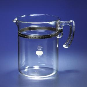 PYREX® Low-Form Beakers with Pour-Outs