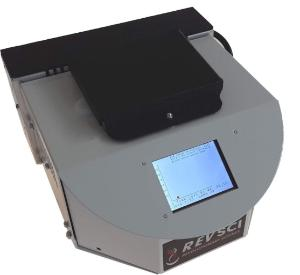 RevCycler thermal cycler top closed