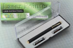 Deluxe Green Laser Pointer