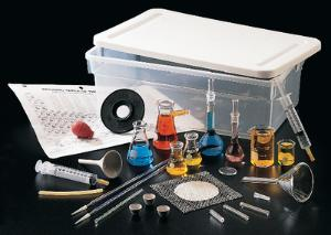 Student MicroChemistry Equipment Set