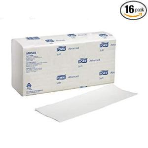 Paper Towel Sheet, Trifold, White