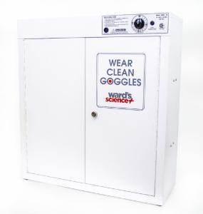 Goggle Sanitizing Cabinet, Closed