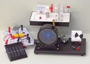 Green Energy Kit: Water, Wind, Solar