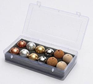 Cenco Drilled Ball Set