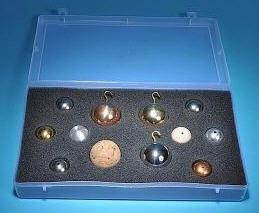 Cenco Assorted Ball Set