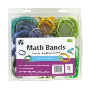 Math Bands Elementary Small Group Set