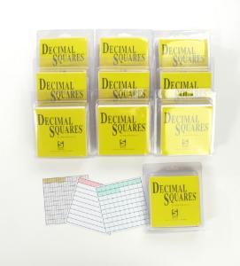 Decimal Squares™ Class Center