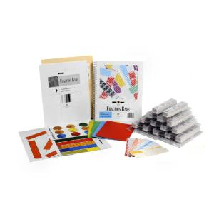 Fraction Bars™ Classroom, Grades 1-2