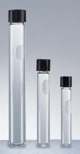 PYREX® Culture Tubes, Reusable, Borosilicate Glass, With Screw Cap, Corning®