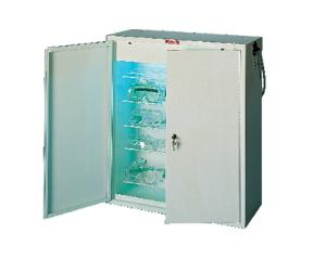 Safety Goggle Sanitizing Cabinets   Sargent Welch