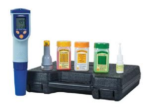 Waterproof pH/mV/Temp/Conductivity/TDS/Salinity Kit