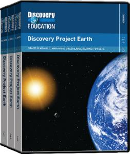 Discovery Project Earth 9-Pack DVD Set
