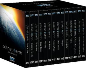 Planet Earth - Education Edition DVD Series