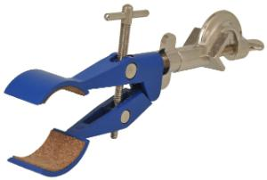 Premium Two-Prong Clamp, Cork Lined