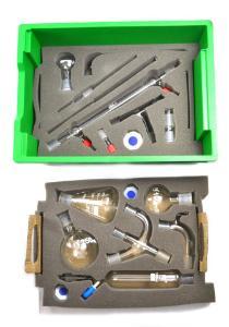 Sixteen-Piece Organic Chemistry Glassware Set