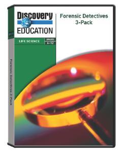 Forensic Detectives DVD Set