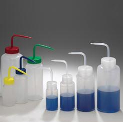 SCIENCEWARE® Wide Mouth Wash Bottles