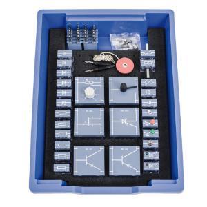 Set Of Components Electronics Experim