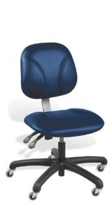 VWR® Contour™ Deluxe Lab Chairs, Vacuum-Formed Vinyl