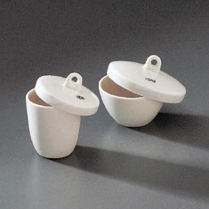 Porcelain Crucibles with Covers