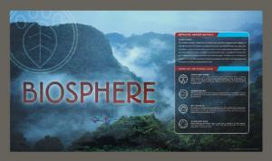 Eco-Spheres Poster Series