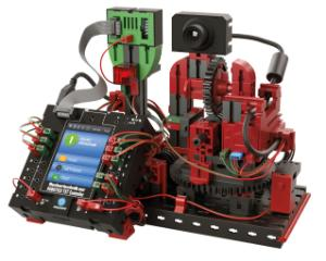 Robotic sensor station