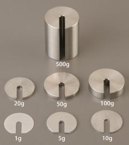 Economical Class 7 Slotted Weights