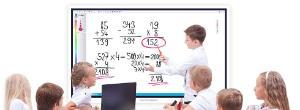 "70"" MULTI Touch LED/LCD, Triumph Board"