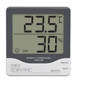 Hygro–Thermometer