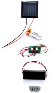 Solar LED Jar Light Kit (Pre-Wired)