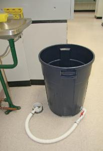 Shower Flush System