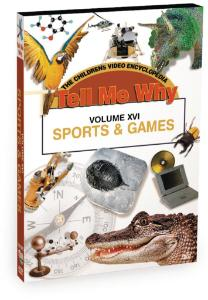 Tell Me Why: Sports And Games Video