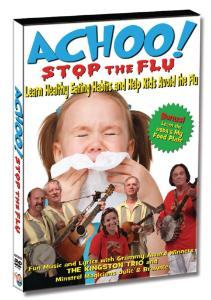 Achoo! Stop The Flu Video