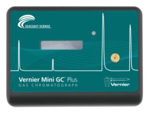 Vernier® Mini GC Plus Gas Chromatograph