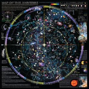 Map of the Universe