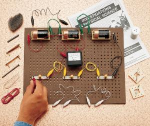 Middle School Electrical Investigations Kit