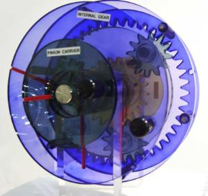 Planetary Gear Model