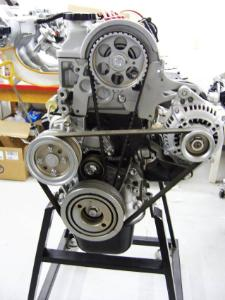 4 Cycle Toyota Gas Engine Cut-Away
