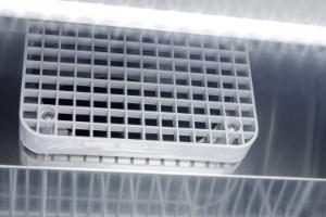 Medical laboratory series freezer shelf , 49 cu.ft.