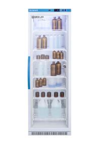 Medical laboratory series refrigerator with glass doors, 15 cu.ft.