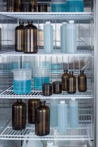 Medical laboratory series refrigerator shelf, 23 cu.ft.