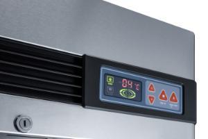 Medical laboratory series refrigerator control, 23 cu.ft.