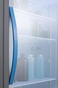 Pharma-vaccine series glass door