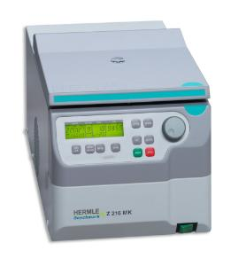 Hermle Z216MK High-Speed, Refrigerated Microcentrifuges